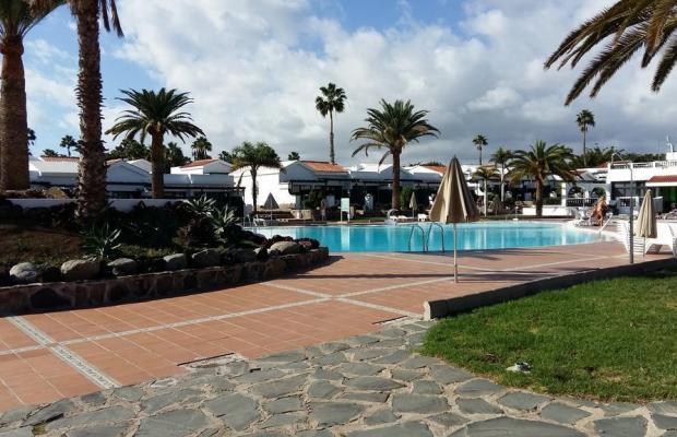 фотографии отеля Maspalomas Lago изображение №19