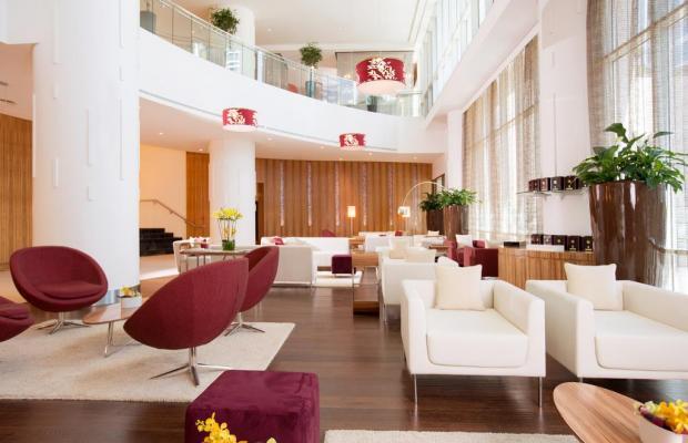 фотографии отеля Pullman Dubai Jumeirah Lakes Towers Hotel and Residence изображение №7
