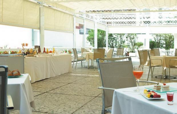 фотографии отеля Hesperia Sevilla изображение №23