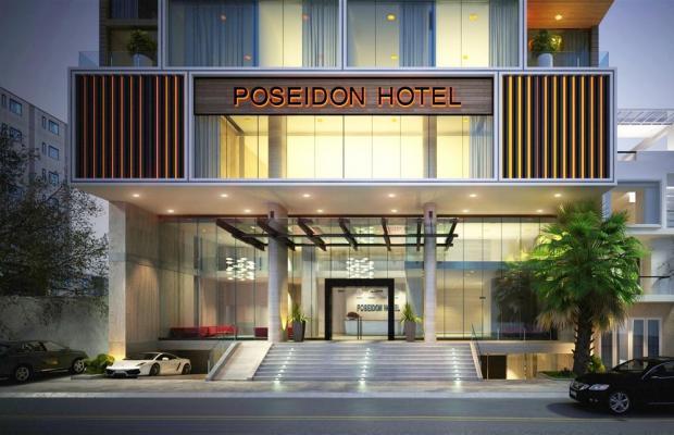 фото отеля Poseidon Hotel изображение №13