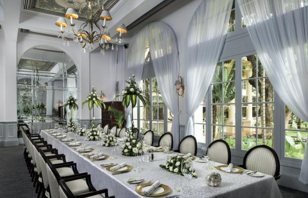 фотографии Raffles Hotel Le Royal изображение №4