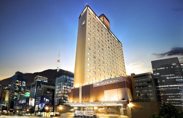 фото отеля Royal Hotel Seoul изображение №69