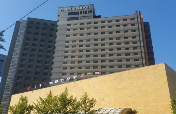 фото отеля Grand Ambassador Seoul associated with Pullman (Ex. Sofitel Ambassador Seoul) изображение №1