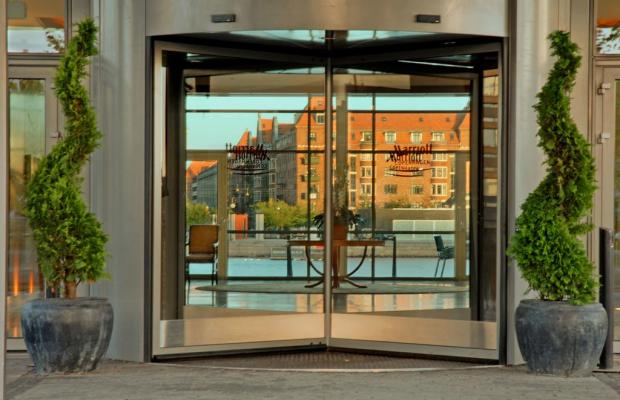фотографии отеля Copenhagen Marriott изображение №3