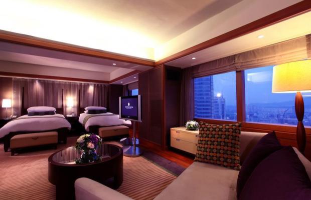 фотографии отеля Grand InterContinental Seoul Parnas изображение №7