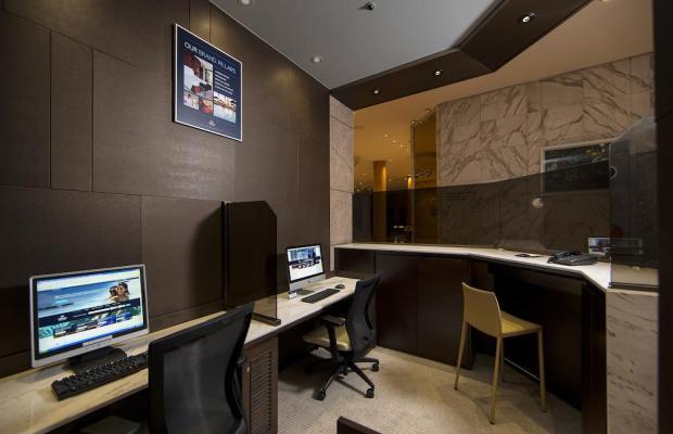 фотографии отеля Hilton Gyeongju  изображение №31