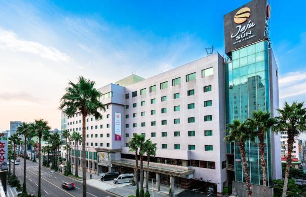 фото отеля Jeju Sun Hotel & Casino (ex. Crowne Plaza Hotel And Casino Jeju) изображение №1