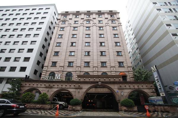 фотографии Hotel M изображение №20
