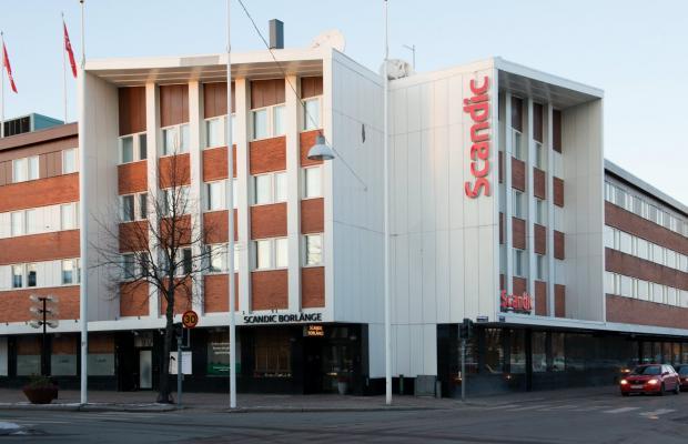 фото отеля Scandic Borlange изображение №1