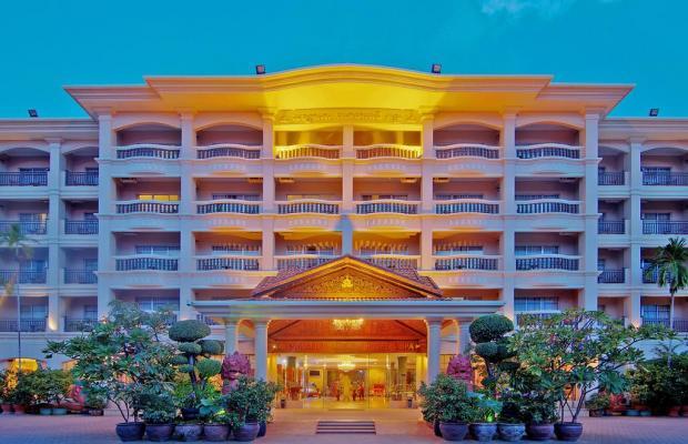 фотографии отеля HOTEL SOMADEVI ANGKOR RESORT & SPA  изображение №7