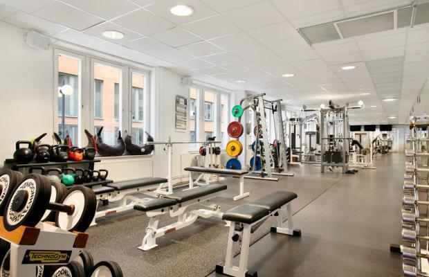 фото отеля Hilton Stockholm Slussen изображение №53