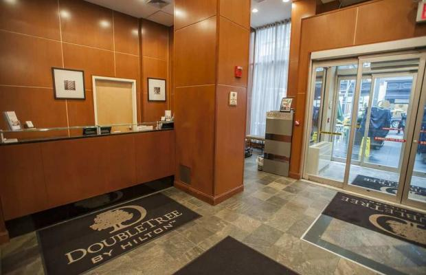 фотографии DoubleTree by Hilton New York City Chelsea изображение №4