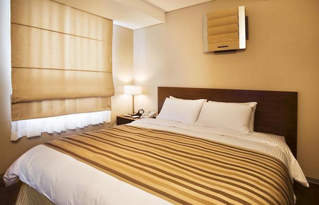 фото Kolon Seacloud Hotel (ех. Busan Seacloud) изображение №22