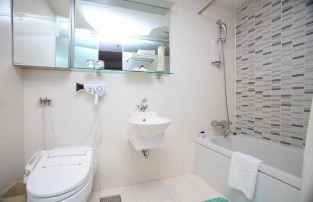 фотографии отеля Kolon Seacloud Hotel (ех. Busan Seacloud) изображение №15