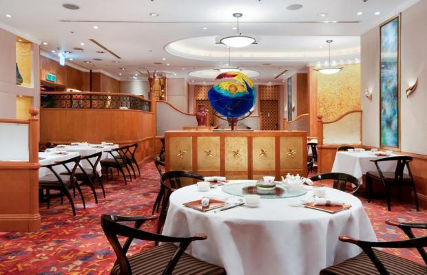 фото отеля Millennium Seoul Hilton изображение №45
