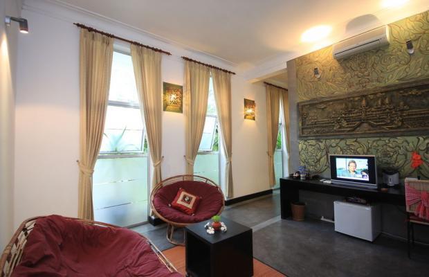 фото отеля Frangipani Villa-90s изображение №17