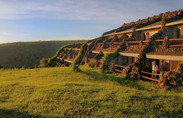 фото отеля Ngorongoro Serena Safari Lodge изображение №1