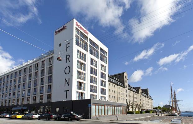 фотографии отеля Scandic Front (ex. Sophie Amalie) изображение №23