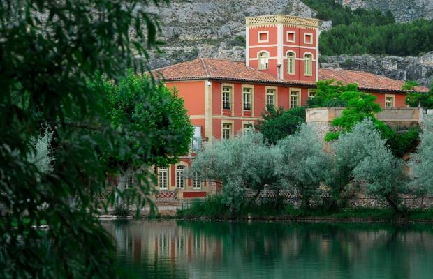 фотографии отеля Gran Hotel Cascada Balneario Termas Pallares изображение №11