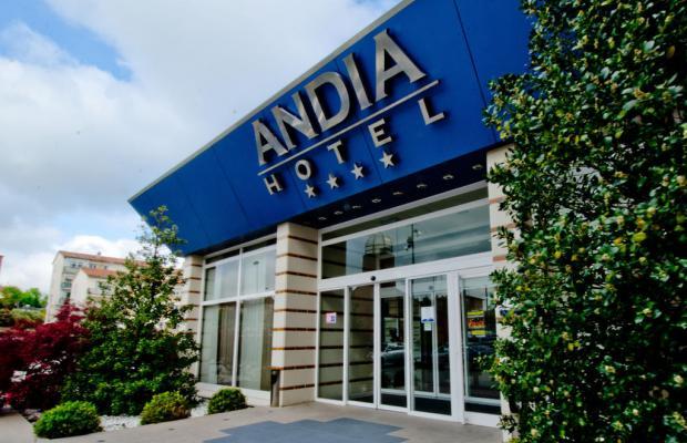 фото отеля Hotel Andia Pamplona (ex. Andia Hotel Orcoyen) изображение №1