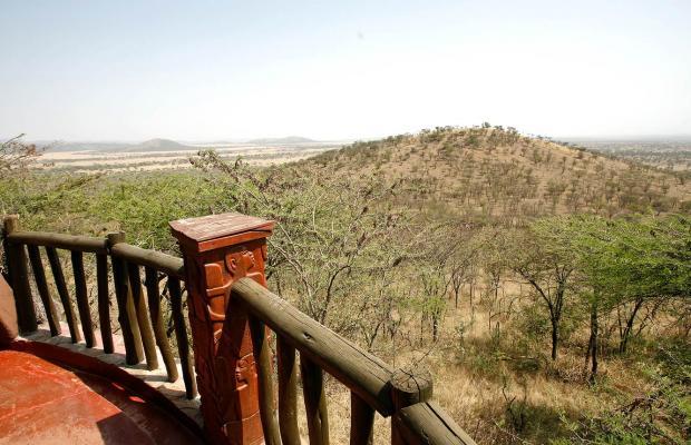 фотографии отеля Serengeti Serena Safari Lodge изображение №19