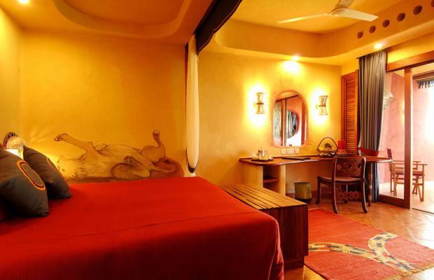 фотографии отеля Amboseli Serena Safari Lodge изображение №23