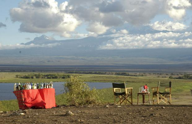 фотографии Amboseli Serena Safari Lodge изображение №12