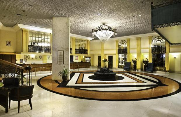 фотографии отеля Nairobi Hilton изображение №35