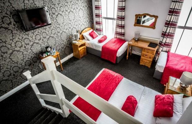 фотографии отеля Kildare Street Hotel изображение №3