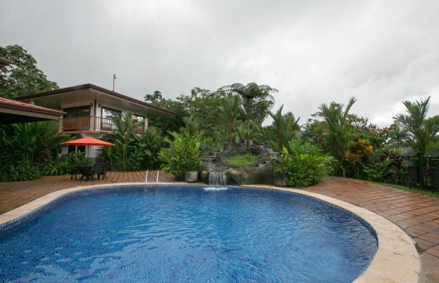 фотографии отеля Hotel Arenal Kioro Suites & Spa изображение №3