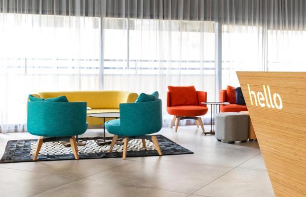 фото Prima City Hotel Tel Aviv (еx. Atlas City Hotel) изображение №30