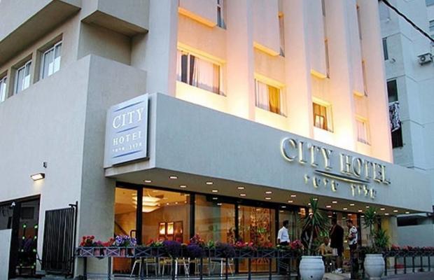 фото Prima City Hotel Tel Aviv (еx. Atlas City Hotel) изображение №2
