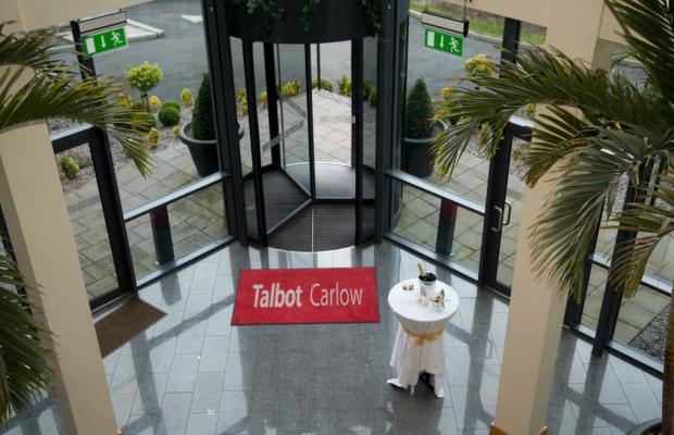 фотографии отеля Talbot Carlow изображение №19