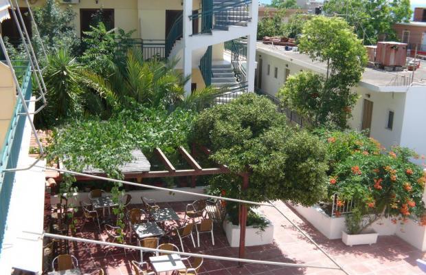 фотографии отеля Hotel Karyatides изображение №23