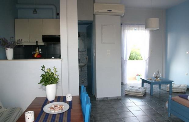 фотографии отеля Anemomylos Bungalows изображение №19