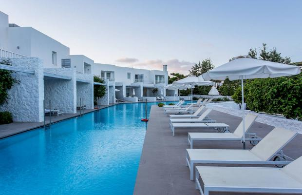 фото отеля Patmos Aktis Suites and Spa Hotel изображение №1