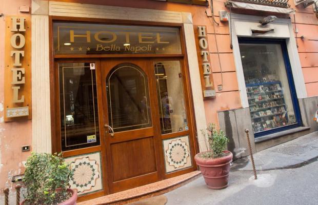 фото отеля Hotel Bella Napoli (ex. De la Ville; Delle Nazioni) изображение №1