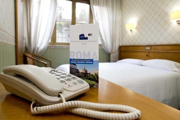 фото KOLPING HOTEL CASA DOMITILLA изображение №2
