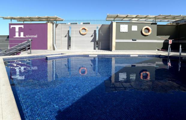 фотографии отеля Hotel Barcelona Universal изображение №67