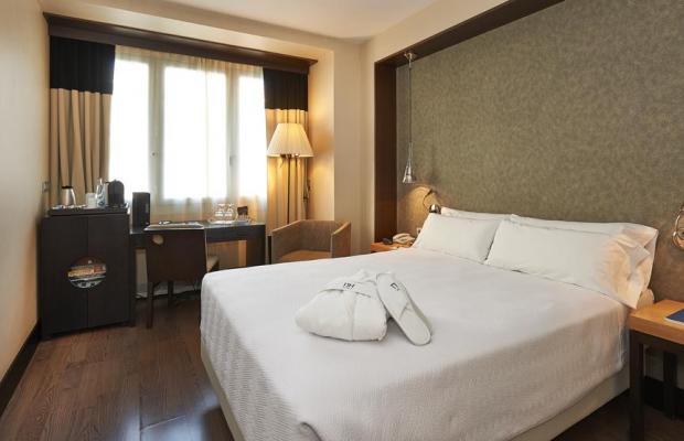 фотографии отеля NH Sants Barcelona (ex. NH Numancia) изображение №15