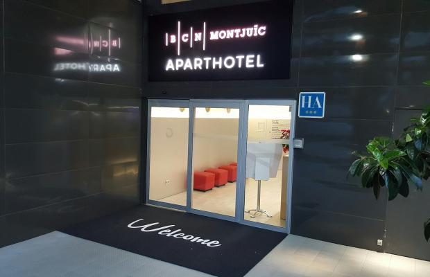 фотографии отеля Aparthotel BCN Montjuic изображение №15