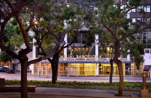 фотографии отеля Melia Barcelona Sarria изображение №55
