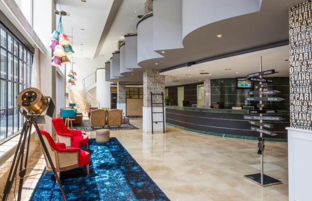 фотографии отеля Tryp Barcelona Apolo Hotel изображение №19