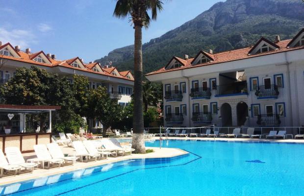 фотографии отеля Akdeniz Beach Hotel изображение №15