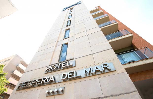 фотографии отеля Hesperia Del Mar изображение №3