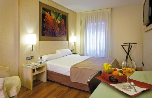 фотографии отеля Hotel Condes de Haro изображение №35