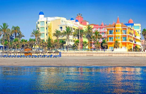 фотографии отеля Hotel Mediterraneo Park изображение №3