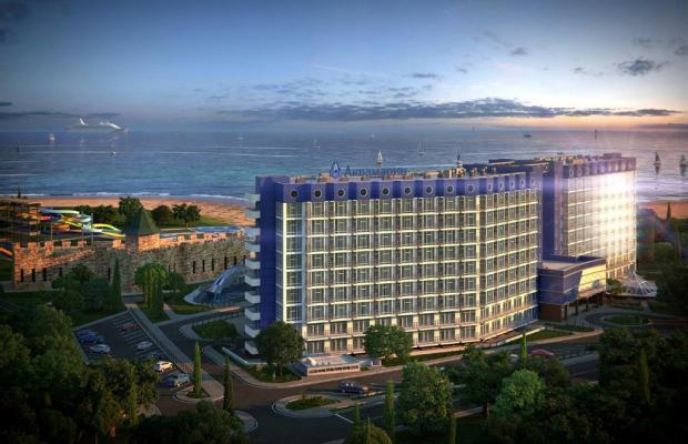 фото отеля Аквамарин изображение №1