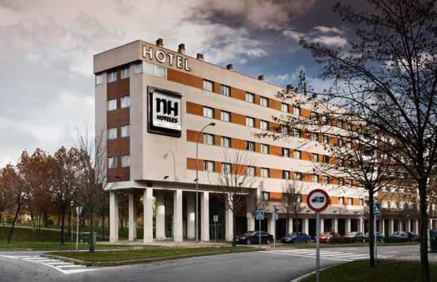 фотографии отеля NH Logrono изображение №19