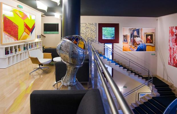 фотографии отеля Silken Amara Plaza изображение №31